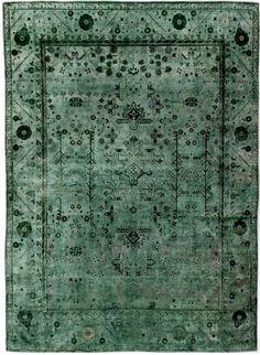 3494 Kundan Collection OD Silk 275x275cm   LOOM
