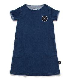 Nununu A-line Girls Denim Dress #nununu