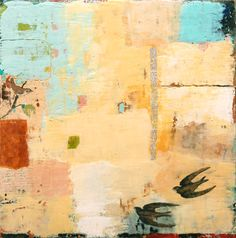 Art and thoughts on art from Laura Culic. Encaustics & Oils in Toronto.
