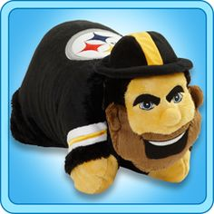 Pittsburgh Steelers Pillow pets and other NFL and sports  teams