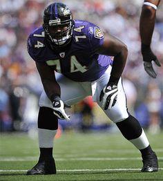 Michael Oher - Baltimore Ravens - RT