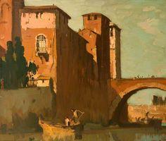 Your Paintings - Frank Brangwyn paintings