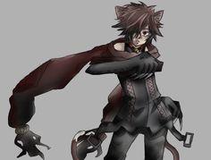 Cheshire Cat - Pandora Hearts ~ by niyari-neko.deviantart.com on @deviantART