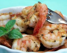 Cajun Sauteed Shrimp