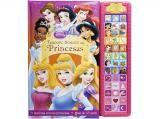 Disney Princesas Tesouro Sonoro Das Princesas - DCL