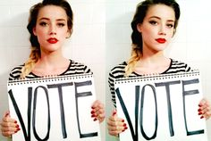 Vote and Ombre