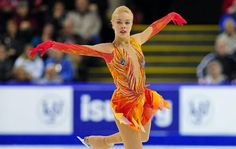 Russian-of-the week Pogorilaya wins Skate Canada   icenetwork.com: Your home for figure skating and speed skating.