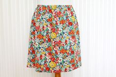 Cute and Easy 15 Minute DIY Skirt -Flamingo Toes