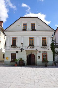 Radovljica na Eslovênia - Gostilna Lectar