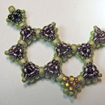 Serotonin Molecule