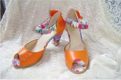 Rural Style Women's Bowknot Rough Heeled Sandals on BuyTrends.com, only price $22.23