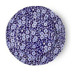 Denby Héritage Pavilion Pasta Bowl 21.5 cm-Bleu
