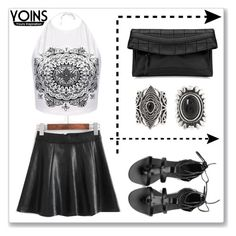 """""""YOINS #8"""" by abecic ❤ liked on Polyvore featuring New Look, yoins, yoinscollection and loveyoins"""