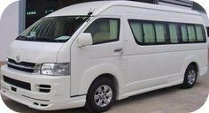77 Van Rental Ideas Van Toyota Hiace Luxury Van