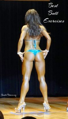 Melissa Bender Fitness: The Best Exercises for Your Butt. 11 Exercises to help you sculpt a stronger butt with written and video breakdowns of each exercise.