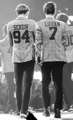Luhan & Exo's Sehun