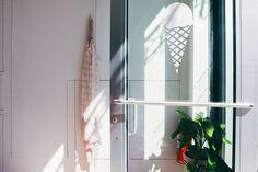 Design by Jessica de Velasco / photography by Amanda Julca Anthropologie apron