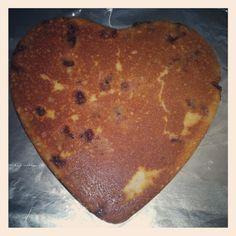 Heart Cake For Valentine