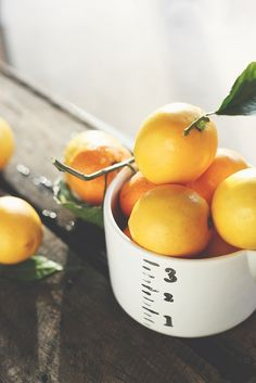 lemons / photo by Hannah Queen