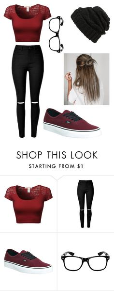 """C'Mon, C'Mon"" by forever-young114 ❤ liked on Polyvore featuring Vans, Leith, women's clothing, women, female, woman, misses and juniors"
