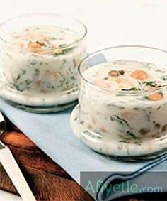 Soğuk Bakliyat Çorbası (diyet) Tarifi   www.afiyetle.com