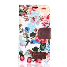 Housse Samsung Galaxy S6 Fleurs Liberty Samsung Galaxy S6, Liberty, Bun Hair, Bicolor Cat, Slipcovers, Flowers, Political Freedom, Freedom