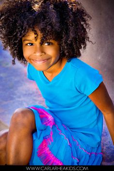 Curly Nikki | Natural Hair Styles and Natural Hair Care: Curly Kids