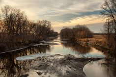 February 2012 Skunk River
