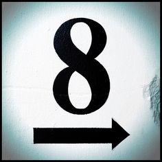 Number 8 - this way