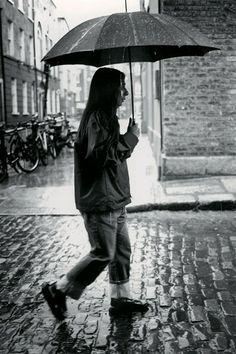 John Rocha, October 2008, photo by Simon Brown #portrait #fashion #designer