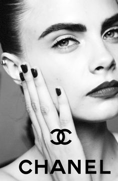 Cara Delevingne for Chanel