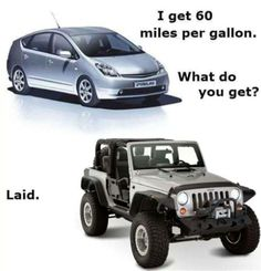 This had me rolling ... Jeep Meme