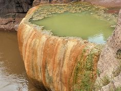 Arsenic pool, Grand Canyon,USA