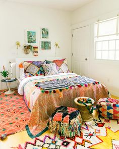 Bohemian bedroom inspiration photography by the talented carlaypage Wouldnthellip