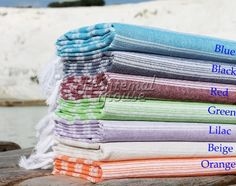 Set Of 2 Classical Peshtemal EXPRESS DELIVERY Bath Towel Beach Towel Hammam Peshtemal Turkish Towel