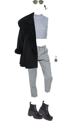 """go ahead n get gone"" by sloaneypony on Polyvore"