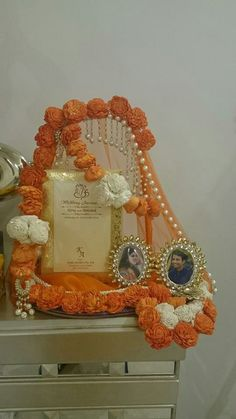 Tray Wedding Gift Baskets, Wedding Gift Wrapping, Indian Wedding Gifts, Indian Wedding Decorations, Wedding Crafts, Wedding Favors, Trousseau Packing, Mehndi Decor, Wedding Invitation Cards