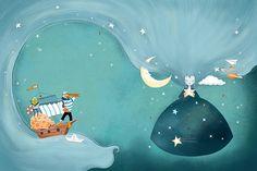 Kutupyıldızını Bul by Sernur ISIK, via Behance