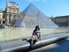 Museu do Louvre, Paris Paris, Building, Travel, The Louvre, Places, Voyage, Montmartre Paris, Buildings, Paris France