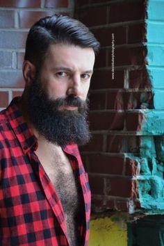"kinky-beards: ""Kinky Beards 🔘 The finest choice of sexy horny kinky bearded men. Great Beards, Awesome Beards, Beard Styles For Men, Hair And Beard Styles, Hairy Men, Bearded Men, Scruffy Men, Beard Tattoo, Beard No Mustache"