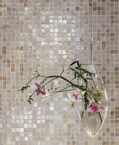 Mosaico: Mosaico Vetro Neutra Melange da Casamood