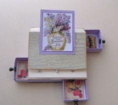 Treasure Box with Easel Card