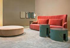 Eleganza e colore: il design degli arredi firmati Meridiani by ANDREA PARISIO