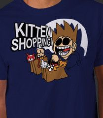 Kitten Shopping | Shark Robot