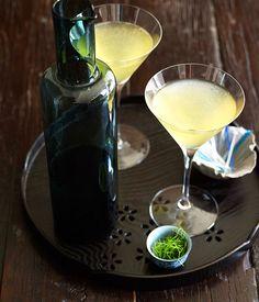 ... kaffir lime (see note)45 mlGrey Goose vodka5 mlkaffir lime syrup (see