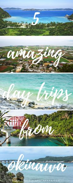 If you're looking for a day trip from Okinawa here's my advice - pick an island, any island! Check out my 5 favorite islands perfect for weekend adventures! Kyoto Japan, Okinawa Japan, Japan Trip, Okinawa Beach, Japan Beach, Tokyo Japan, Japan Travel Guide, Asia Travel, European Travel