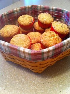 Cranberry Orange Muffins from Food.com:   I love the taste of Cranberry, and these muffins are an excellent combination of cranberries and oranges!