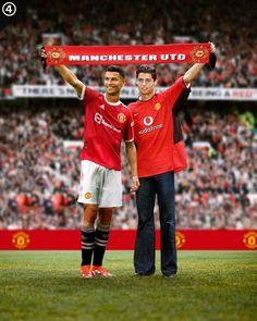 Cristiano Ronaldo Manchester, Cristiano Ronaldo 7, Man Utd Fc, Soccer Motivation, Chicago Bears, Football Soccer, Manchester United, Madrid, The Unit