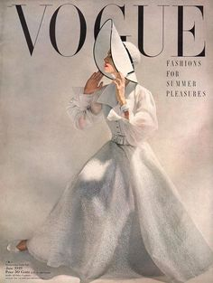 Fashion art magazine vintage vogue covers new Ideas Vogue Vintage, Vintage Vogue Covers, Moda Vintage, Retro Vintage, Vogue Magazine Covers, Fashion Magazine Cover, Fashion Cover, Magazine Art, Retro Fashion