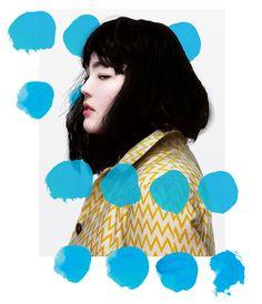 Samuji Lookbook via Miss Moss